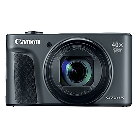 Máy Ảnh Canon SX730 HS (Hàng Chính Hãng) - Tặng Thẻ 16GB + Tấm Dán LCD