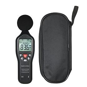 Máy Đo Tiếng Ồn Kỹ thuật Số Màn Hình LCD (30-130dBA)