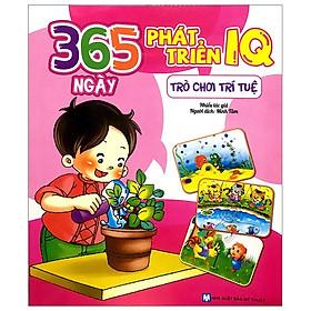 365 Ngày Phát Triển IQ - Trò Chơi Trí Tuệ