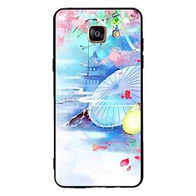 Hình đại diện sản phẩm Ốp lưng viền TPU cho điện thoại Samsung Galaxy A5 2016 - Diên Hi Công Lược Mẫu 7