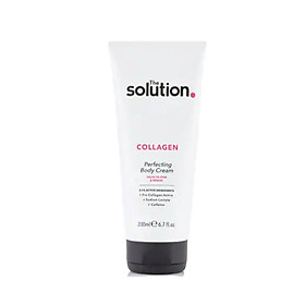 Dưỡng thể chống lão hóa The Solution Collagen Perfecting Body Cream 200ml (Bill Anh)