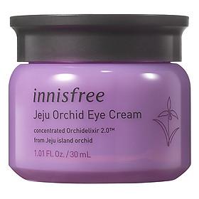 Kem Dưỡng Mắt Ngăn Ngừa Lão Hóa Sớm Từ Hoa Lan Innisfree Jeju Orchid Eye Cream 30ml - 131170972