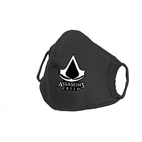 Khẩu trang thời trang nam Assassins Creed