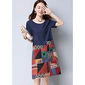 Đầm suông dành cho người mập bụng - Big Size từ M-4XL
