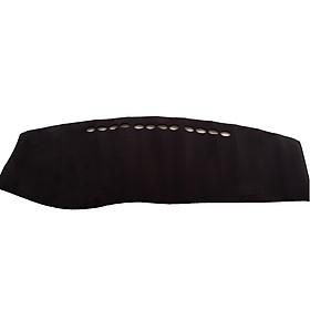 Thảm chống nóng taplo dành cho xe Lacetti 2004->2010 - Nhung lông cừu 3 lớp