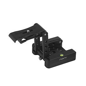 Chân Máy Ảnh ADAI Hình Chữ Z Hợp Kim Nhôm Đầu Nghiêng 360° Cho Canon Nikon Sony Pentax