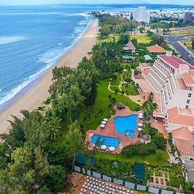 Ocean Dunes Resort 4* Phan Thiết - Buffet Sáng, Bãi Biển Riêng, Ngay Trung Tâm