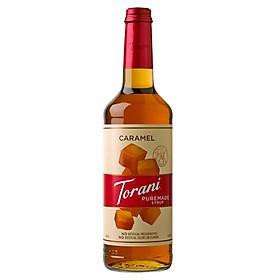 Sirô Torani PureMade Caramel - Caramel Syrup 750ml