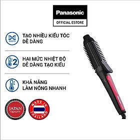 Máy Uốn, Duỗi Và Tạo Kiểu Tóc Panasonic EH-HT40-K645 - Hàng Chính Hãng