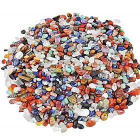 Thạch Anh Vụn Nhiều Màu (500gram)