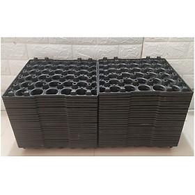 50 Khay Nhựa 30 Lỗ Đựng Chứng Gà, Chứng Vịt, Chứng Chim