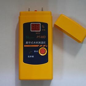 Máy đo độ ẩm gỗ màn hình LED phạm vi đo 5% ~ 40% ( Tặng kèm 01 miếng thép nhiều chứ năng )