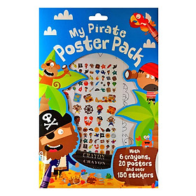 My Pirate Poster Pack