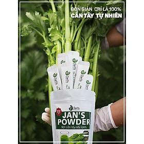 Bột cần tây sấy lạnh Jan's hỗ trợ giảm cân - Túi 60 gr