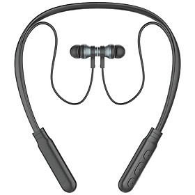 Tai Nghe Bluetooth quàng cổ Sendem E35 Kiểu Dáng Thể Thao - Pin trâu - Hàng chính hãng