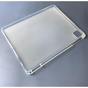 Ốp silicon dẻo cho iPad Pro 12.9 2020 có khay để bút