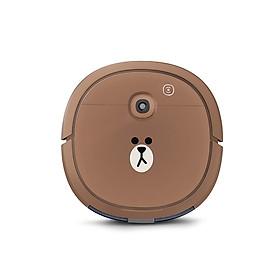 Robot hút bụi, lau nhà thông minh Ecovacs Deebot U3 Line Friends - Hàng chính hãng