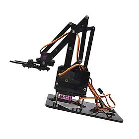 Cơ Cánh Tay Robot Điều Khiển Wifi/Bluetooth DIY Bộ Lắp Ráp Cơ Cánh Tay Tay Cầm Robot Học Tập