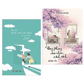 Combo Sách Văn Học Hay: Vợ Ơi Theo Anh Về Nhà + Động Phòng Hoa Chúc Cách Vách - (Tặng Kèm Postcard Greenlife)