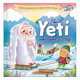 The Yeti Who Came to Stay (khổ lớn)