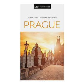 DK Eyewitness Travel Guide Prague