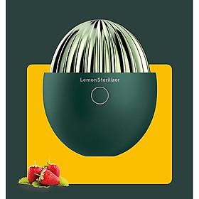Máy khử mùi mini dễ thương Máy khử trùng nhà bếp gia đình Tủ lạnh Máy lọc khí Ozone Giữ trái cây tươi rau quả Chất khử mùi có thể sạc lại