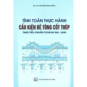 Tính Toán Thực Hành Cấu Kiện Bê Tông Cốt Thép Theo Tiêu Chuẩn TCXDVN 356-2005