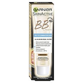 Garnier Youthful Radiance BB Cream Oil Free Medium 40ml