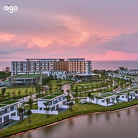 Movenpick Waverly Resort Phú Quốc 2N1Đ | Ăn sáng & Miễn phụ thu trẻ em dành cho 02 người