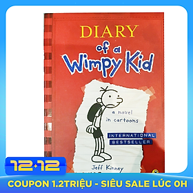 Diary Of A Wimpy Kid 01: A Novel In Cartoons