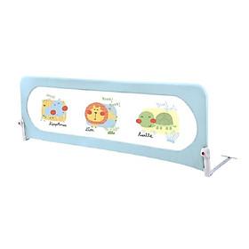 Thanh chắn giường an toàn cho bé chính hãng Mastela BR002 1.5m, loại 1 thanh chắn độc lập chắc chắn, vải lưới thoáng khí