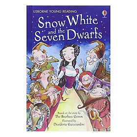 Usborne Young Reading Series One: Snow White and the Seven Dwarfs