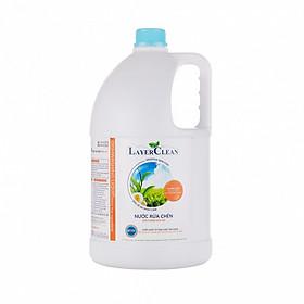 Nước Rửa Chén Layer Clean - Nước Rửa Chén Hữu Cơ - Nước Rửa Chén 5L