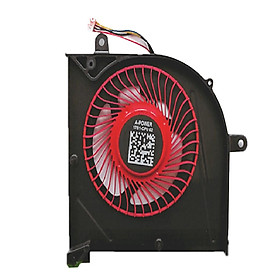 CPU Laptop Cooling Fan For MSI GS63 GS73 GS63VR