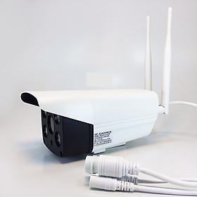 Camera wifi YooSee ngoài trời soi đêm có màu HD-1080P QJ04- Hàng chính hãng