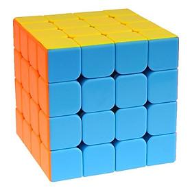 Đồ Chơi Rubik 4x4x4 Không Viền Sắc Màu