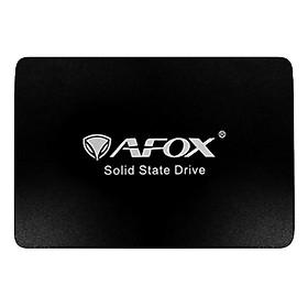 Ổ Cứng SSD Afox AFSN25BW120G 120GB Sata III 2.5inch - Hàng Chính Hãng