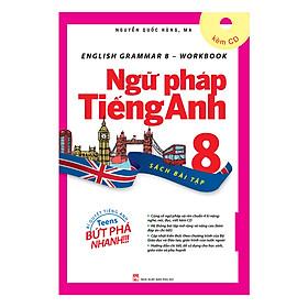 English Grammar - Ngữ Pháp Tiếng Anh 8 (Sách Bài Tập )