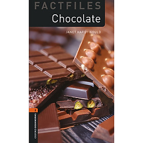 Oxford Bookworms Library (3 Ed.) 2: Chocolate Factfile Mp3 Pack