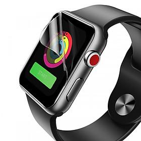 combo 2 Miếng dán Apple Watch 40mm,44mm Rock Hydrogel -hàng chính hãng