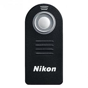 Điều Khiển Chụp Ảnh Cho Máy Nikon JYC ML3 (Đen) - Hàng Nhập Khẩu