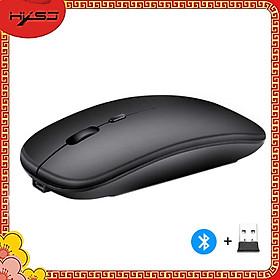 Chuột không dây Bluetooth  HXSJ M90 - Hàng chính hãng