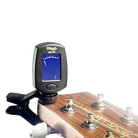 Máy Lên Dây Đàn Guitar Stagg CTU-C5BK