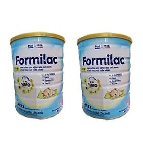 Bộ 2 Lon Sữa công thức Formilac Optipro số 1 (0-6 tháng) - 400g