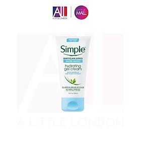 Kem Dưỡng Ẩm Simple Water Boost Hydrating Gel Cream 50ml