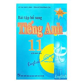 Bài Tập Bổ Sung Tiếng Anh 11 - Có Đáp Án