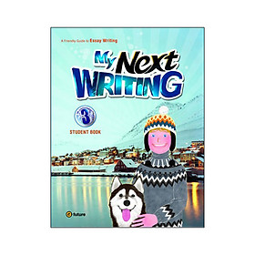 My Next Writing 3 Student Book