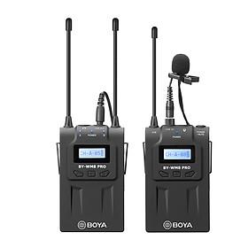 Micro thu âm wireless UHF Boya BY-WM8 PRO-K1 - Hàng Chính Hãng