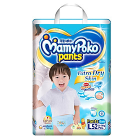Tã quần siêu khô thoáng Super Jumbo MamyPoko Boy
