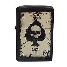 Bật Lửa Zippo 218 Skull Ace